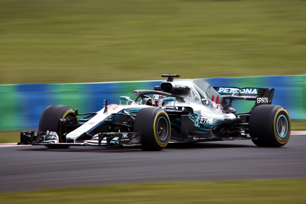 F1   GP Ungheria: Hamilton domina a Budapest, Vettel e Raikkonen a podio