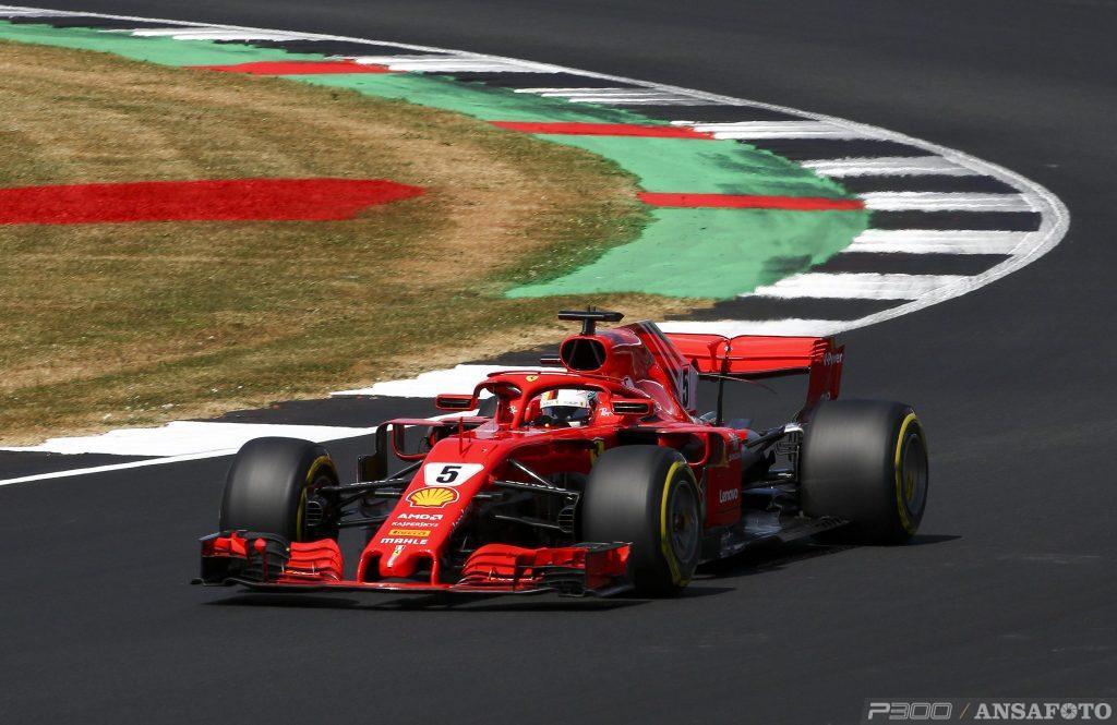 F1 | Sebastian Vettel sbanca Silverstone e vince il GP di Gran Bretagna! Hamilton 2°, Kimi 3°