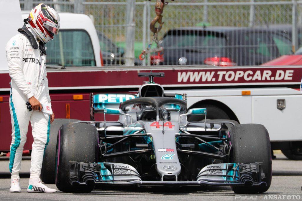 F1 | Mercedes spiega il guasto al servosterzo sulla W09 di Hamilton