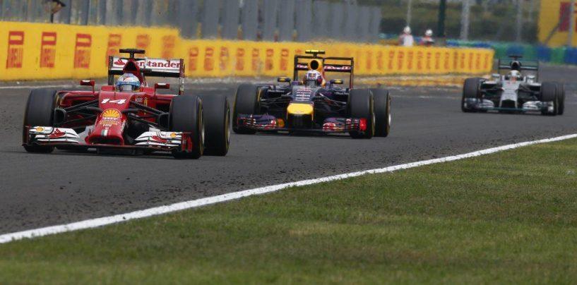 """<span class=""""entry-title-primary"""">Budapest 2014: Alonso, il """"cancello"""" e una gara memorabile</span> <span class=""""entry-subtitle"""">4 anni fa l'ultimo podio di Fernando in F1 dopo una prova quasi leggendaria</span>"""