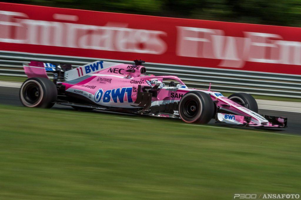 F1   Comunicato di Sergio Perez sulla questione Force India: