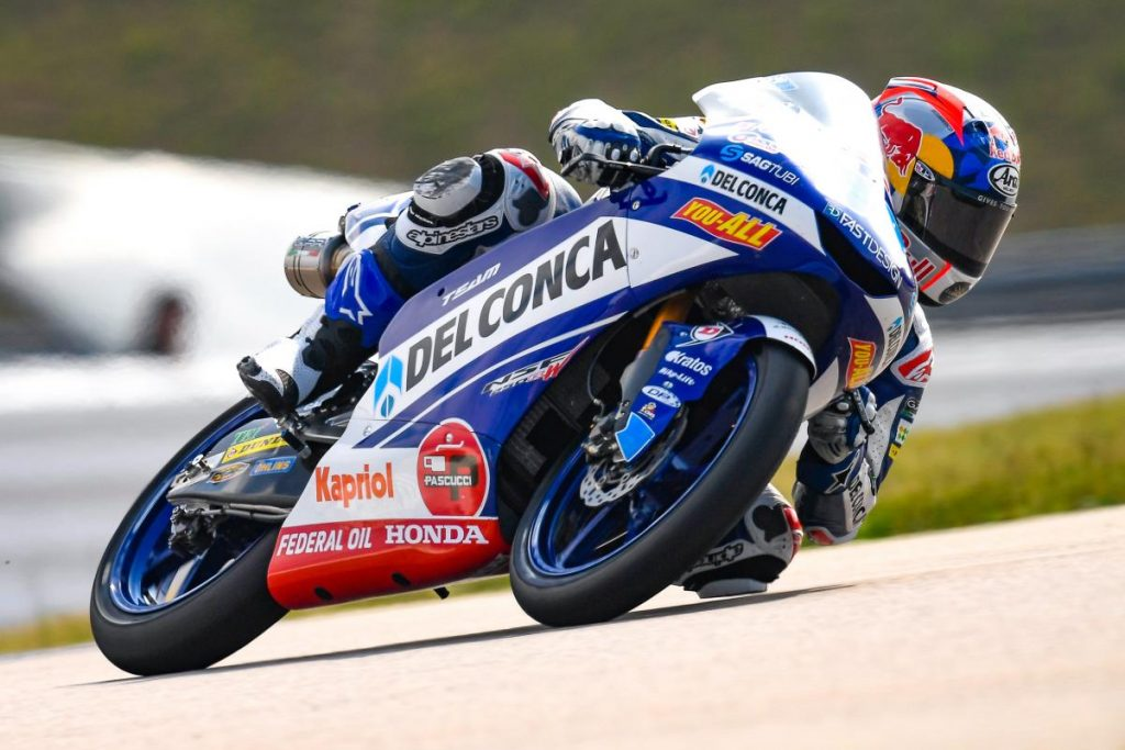 Moto3 | GP Germania: altra pole per Jorge Martín