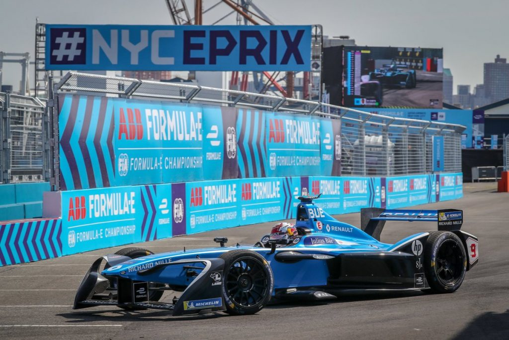 Formula E | New York: Vergne escluso, Buemi in pole position