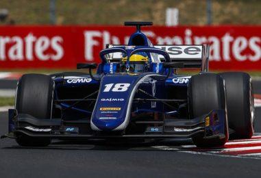 F2 | GP Ungheria: Câmara in pole position a sorpresa