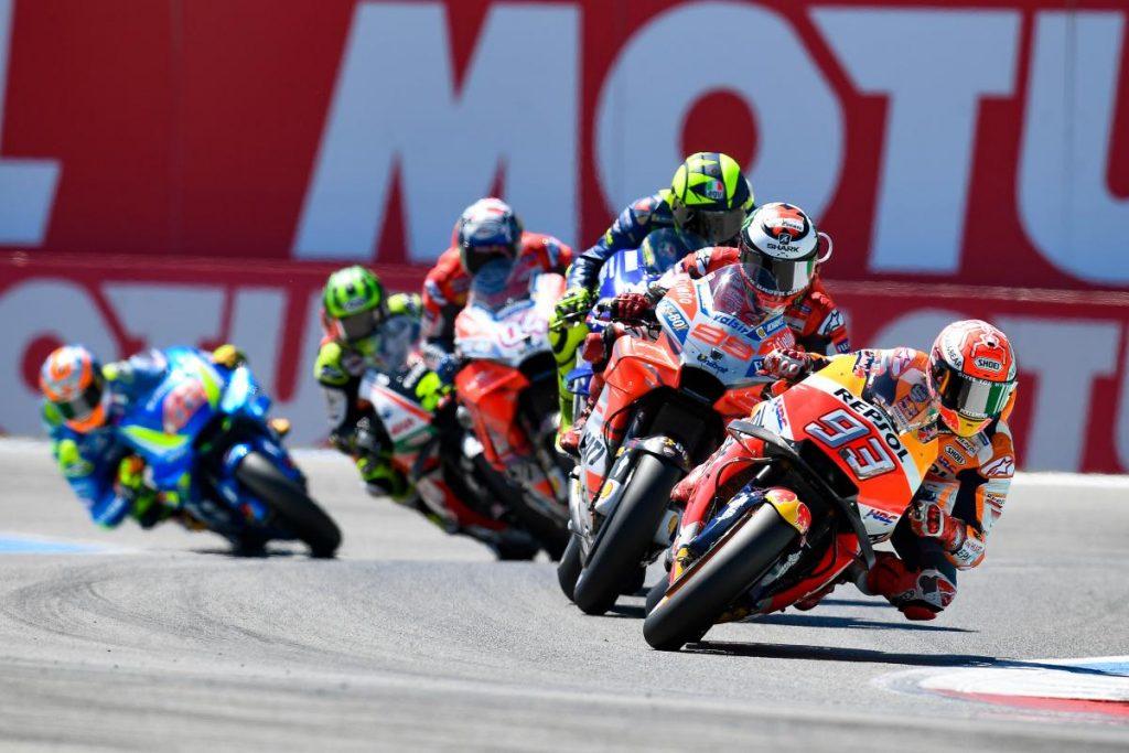 MotoGP | GP Olanda: Marc Márquez vince una lotta fra gladiatori