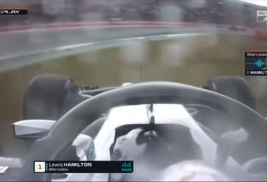 """F1   Hamilton, la non penalità ed il caso Raikkonen a Baku 2016. Sta tutto nelle """"Event Notes"""""""