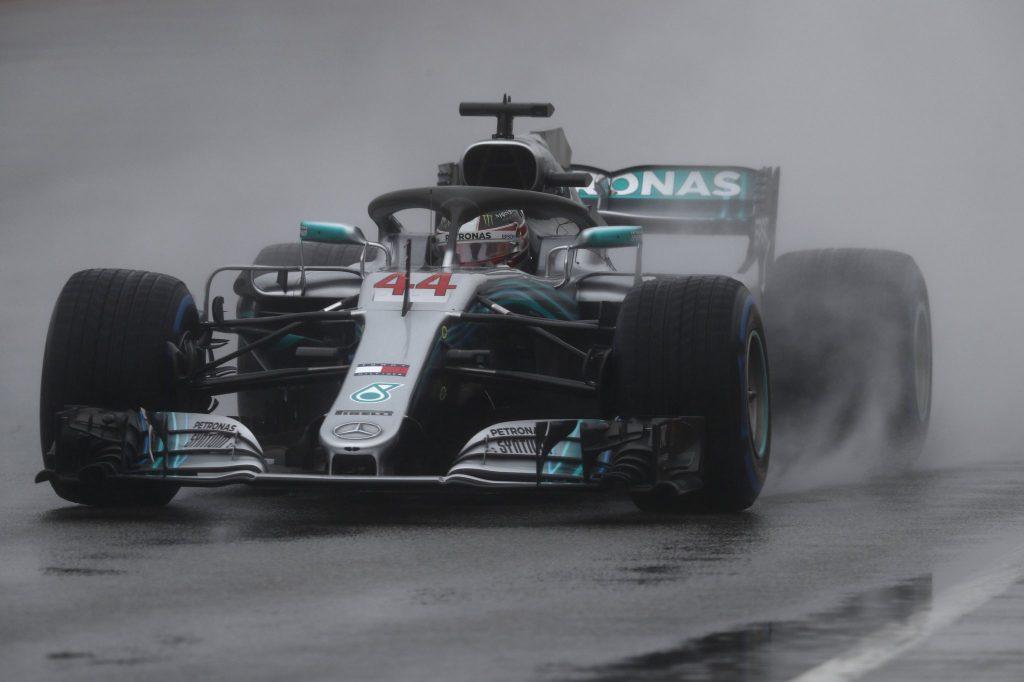 F1 | GP Ungheria, qualifiche: Hamilton naviga nella pioggia e fa sua la Pole