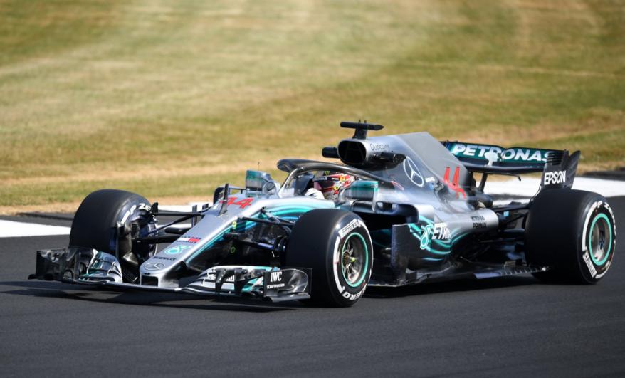 F1 | GP Gran Bretagna, FP1: Hamilton si prende subito la vetta