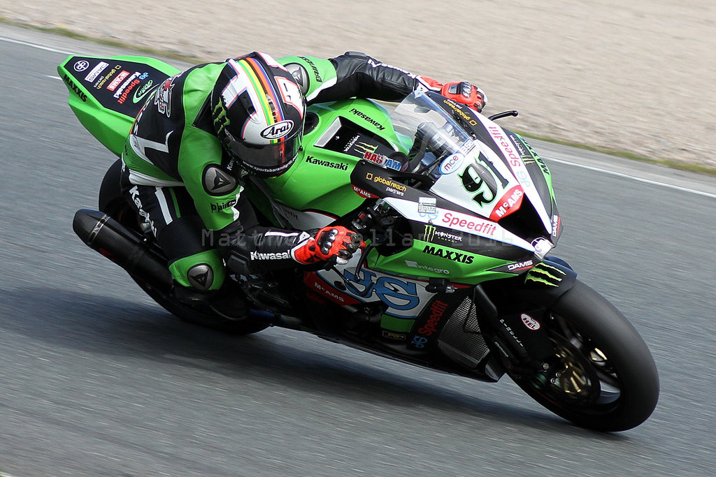 SBK | Leon Haslam torna nel mondiale con il team Kawasaki