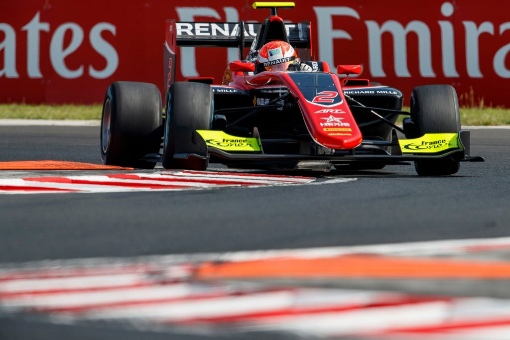 GP3 | GP Ungheria, Anthoine Hubert in pole per Gara 1. Leonardo Pulcini in seconda fila