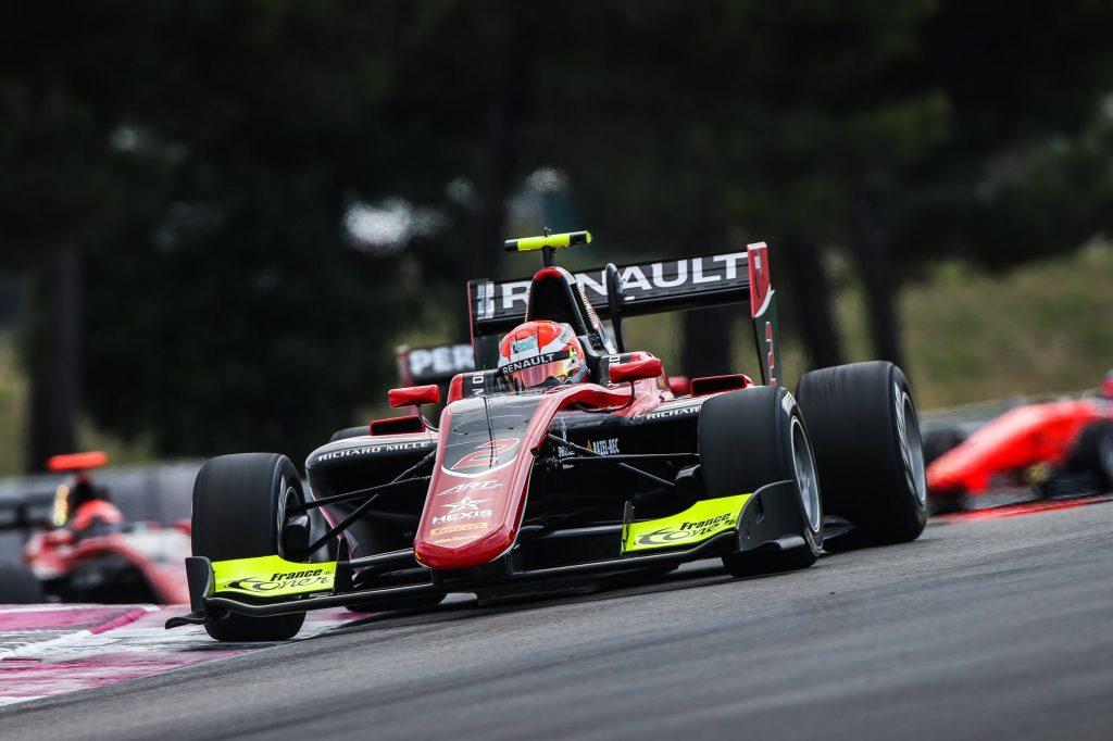 GP3 | GP Gran Bretagna, Hubert domina Gara 1 nella tripletta ART