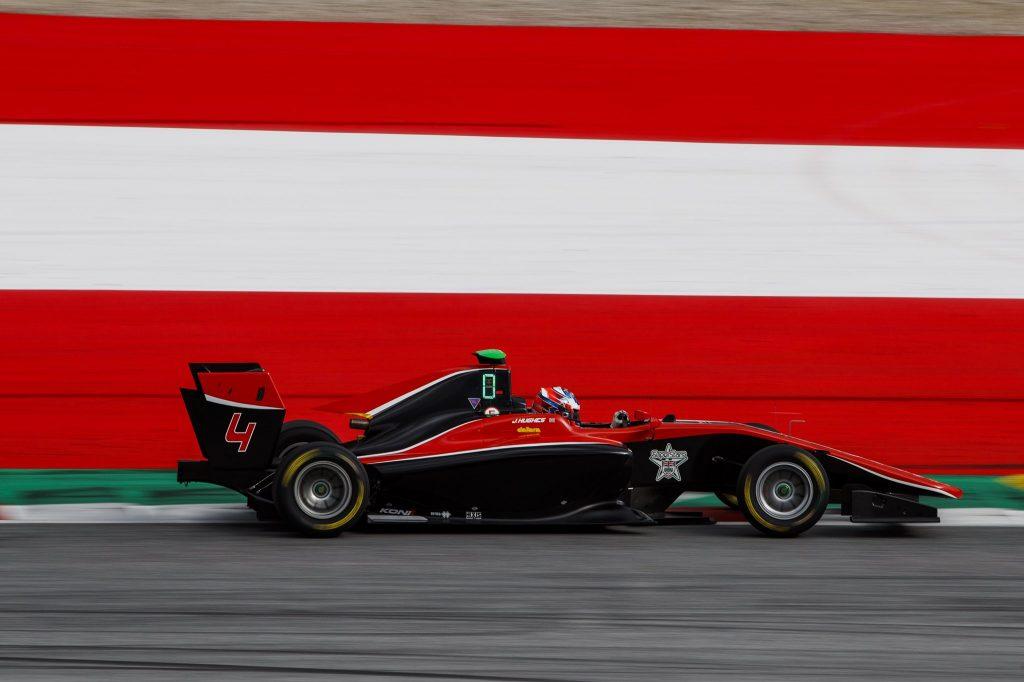 GP3 | GP Austria, Hughes vince Gara 2 su Pedro Piquet e Pulcini