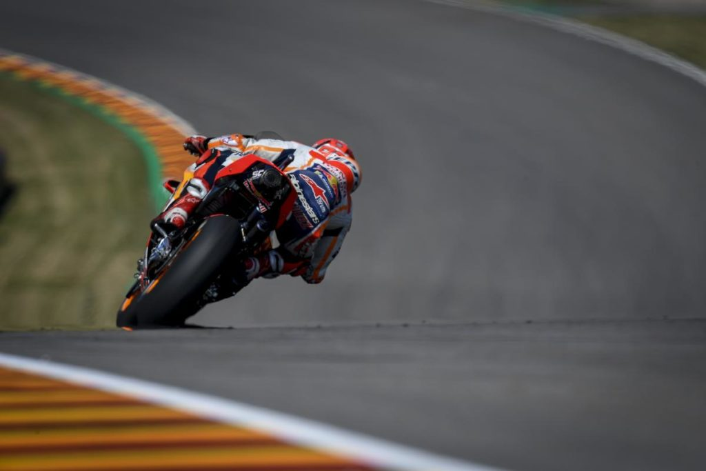 MotoGP | GP Germania: nona pole consecutiva per Marc Márquez