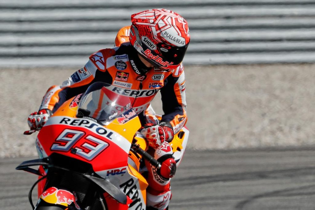 MotoGP | GP Olanda, sintesi warm-up