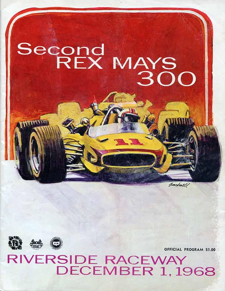 Indycar | Flashback: Riverside 300 1968 [Parte 1] 1