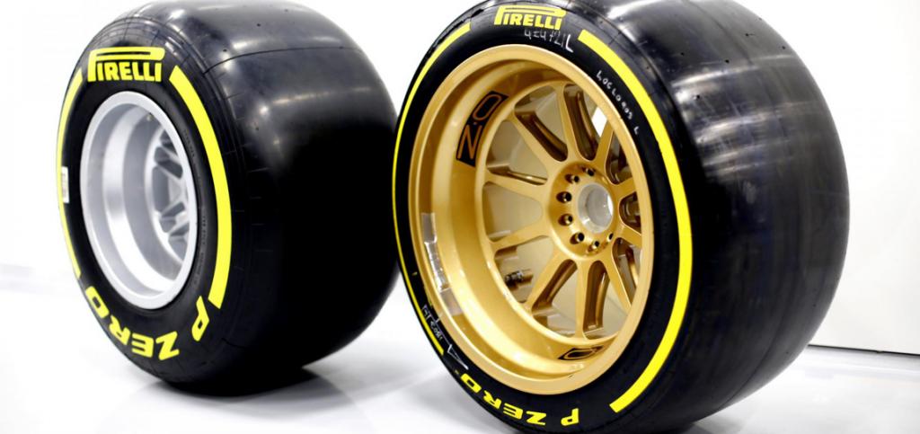 F1 | Dal 2021 arriva una nuova generazione di pneumatici