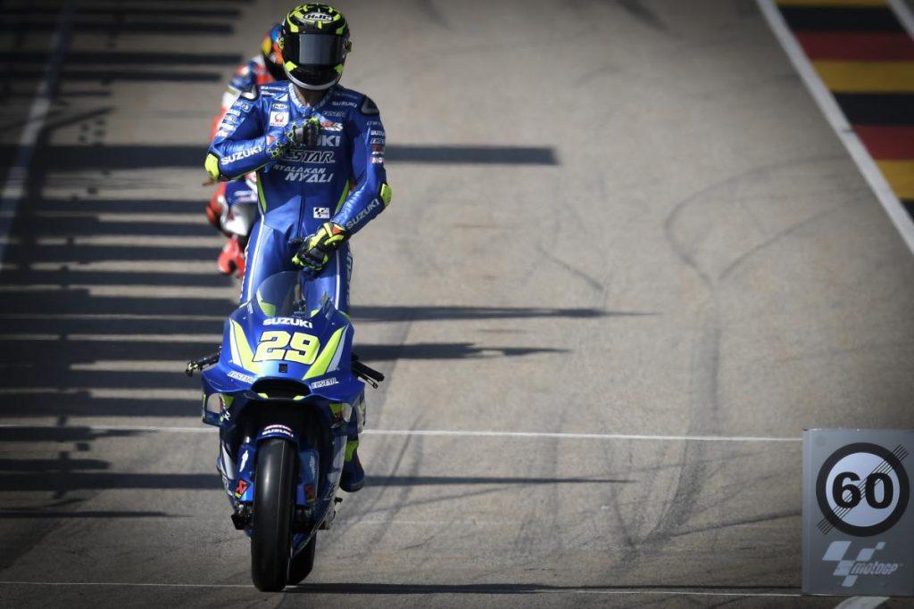 MotoGP | GP Germania, sintesi prove libere
