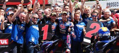 SBK   Lowes e van der Mark confermati da Yamaha per il 2019