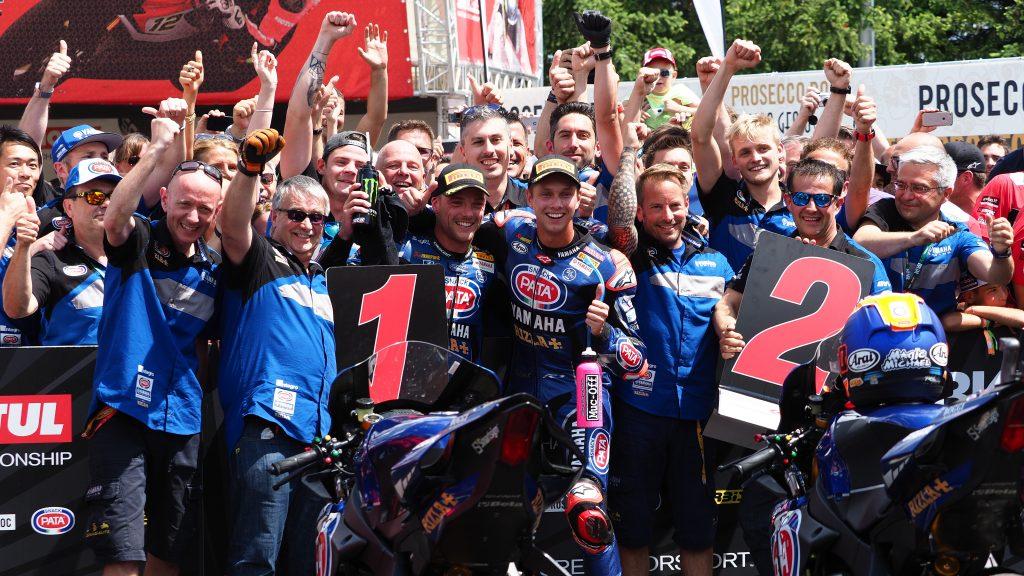 SBK | Lowes e van der Mark confermati da Yamaha per il 2019