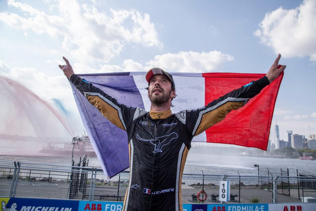 Formula E | New York: di Grassi vince in rimonta, Vergne è campione