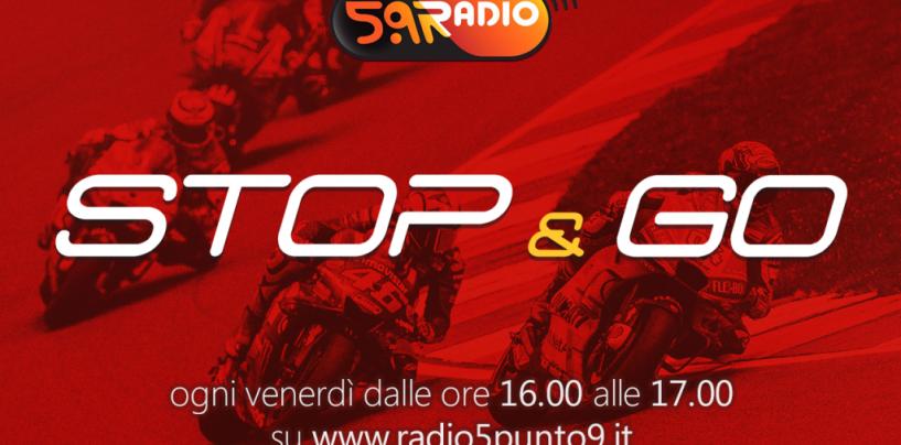 """<span class=""""entry-title-primary"""">""""Stop&Go"""" live venerdì 10 agosto alle ore 16.00 su Radio 5.9</span> <span class=""""entry-subtitle"""">La trasmissione di P300 in diretta fino alle 17</span>"""