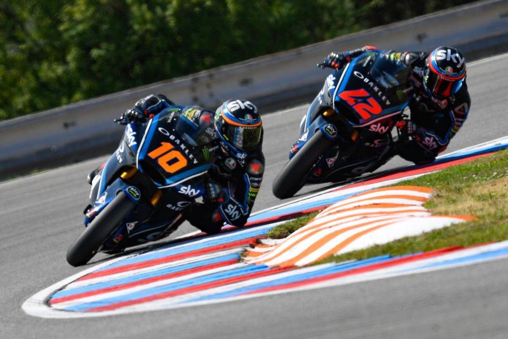 Moto2 | GP Repubblica Ceca: prima pole in carriera per Luca Marini