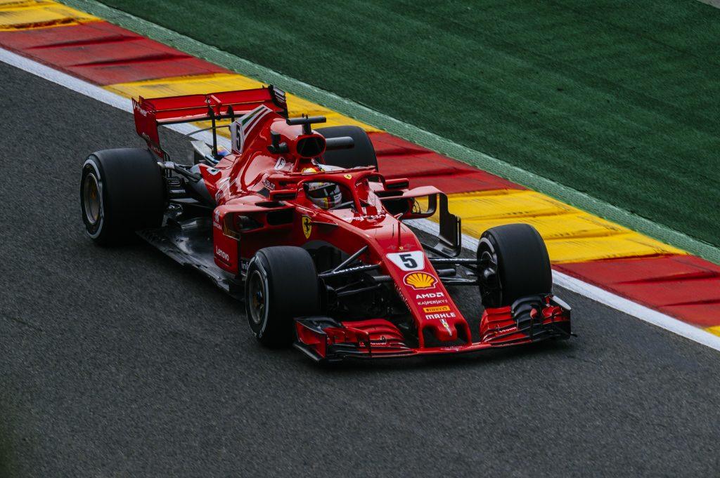 F1 | GP Belgio, FP3: doppietta Ferrari Vettel-Raikkonen