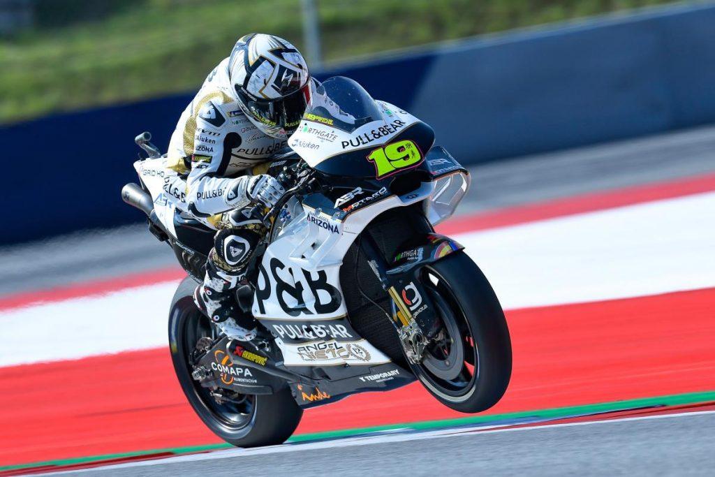 SBK   Ducati fa la sua scelta per il 2019, Bautista al posto di Melandri sulla Panigale V4