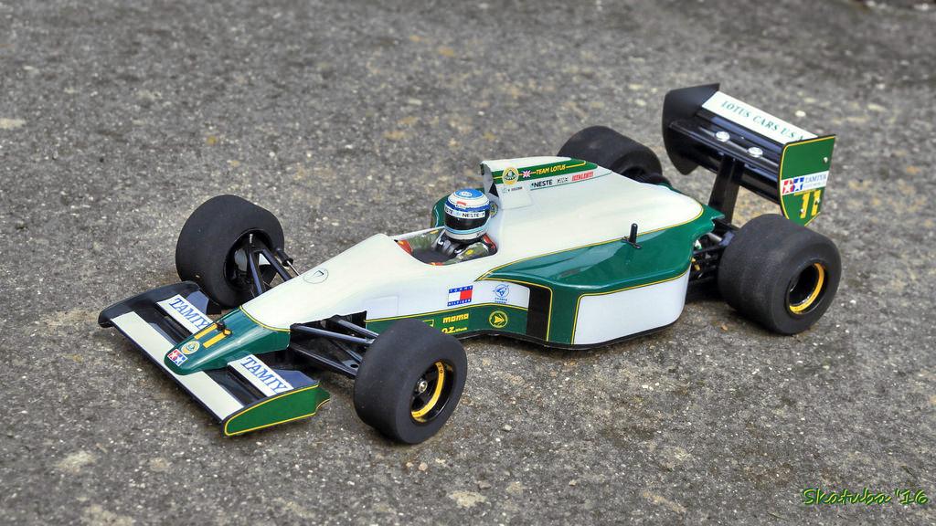 "L'Ing. Scalabroni racconta la Lotus 102B e la vettura a ""rombo"" 4"