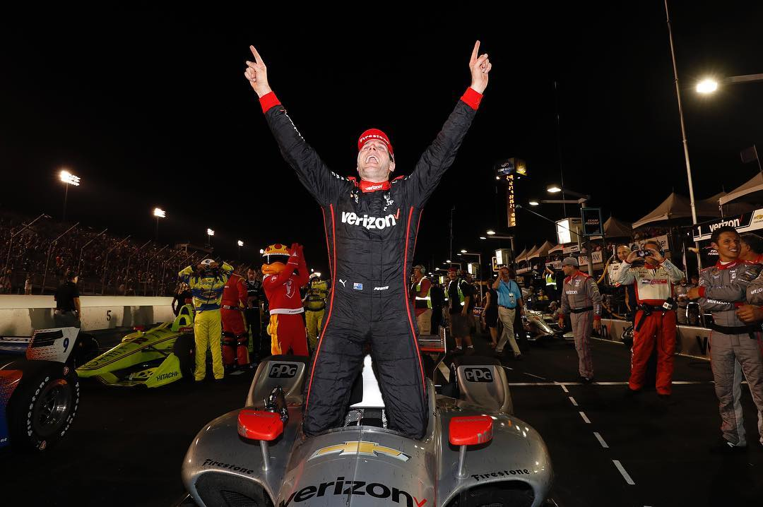 Indycar | Gateway 500: Power si impone davanti a Rossi e Dixon