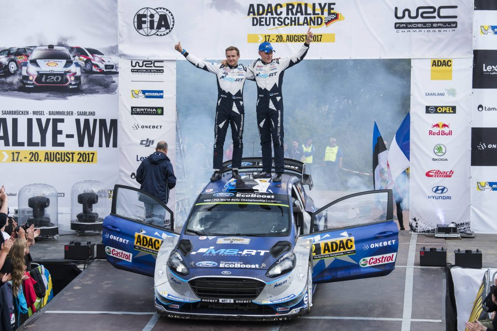 WRC | Rally di Germania 2018 - Anteprima