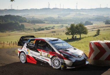 WRC | Germania: lotta serrata tra Tänak, Ogier e Neuville dopo le prime PS