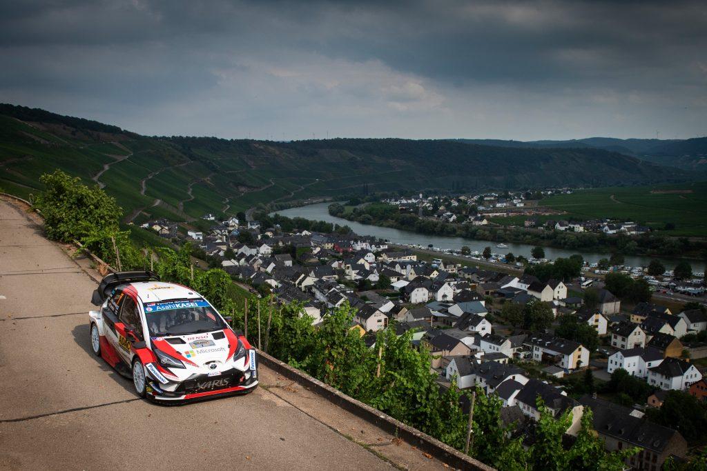 WRC | Germania: Tänak mantiene il vantaggio, Latvala supera Neuville