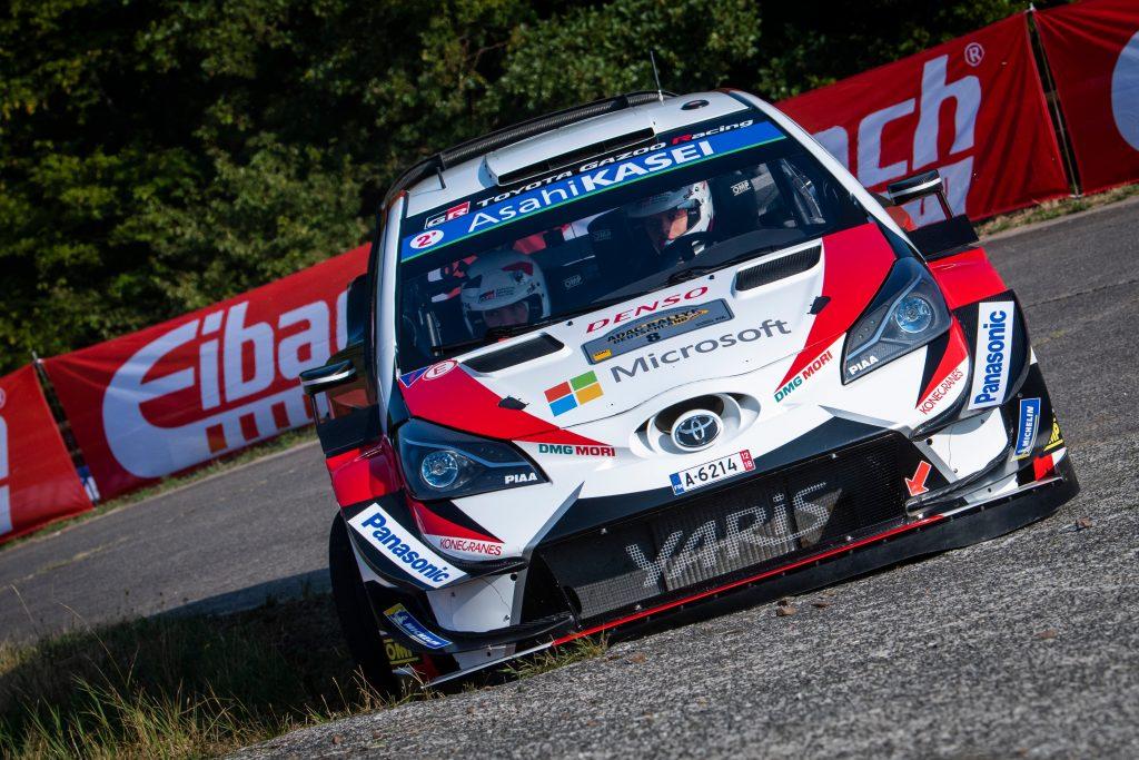 WRC | Germania: foratura per Ogier, Tänak vede il successo