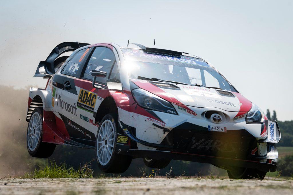 WRC | Tänak vince anche in Germania, Neuville a +23 su Ogier