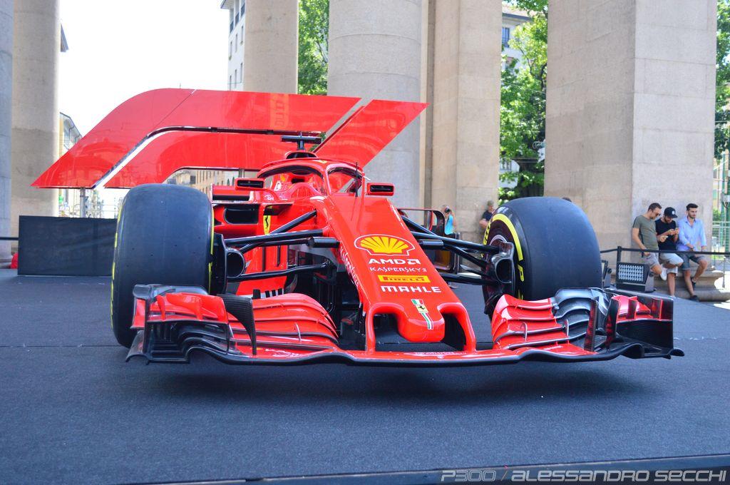 Milano F1 Festival, buona la prima
