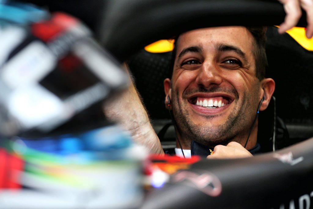 F1 | Daniel Ricciardo firma con la Renault