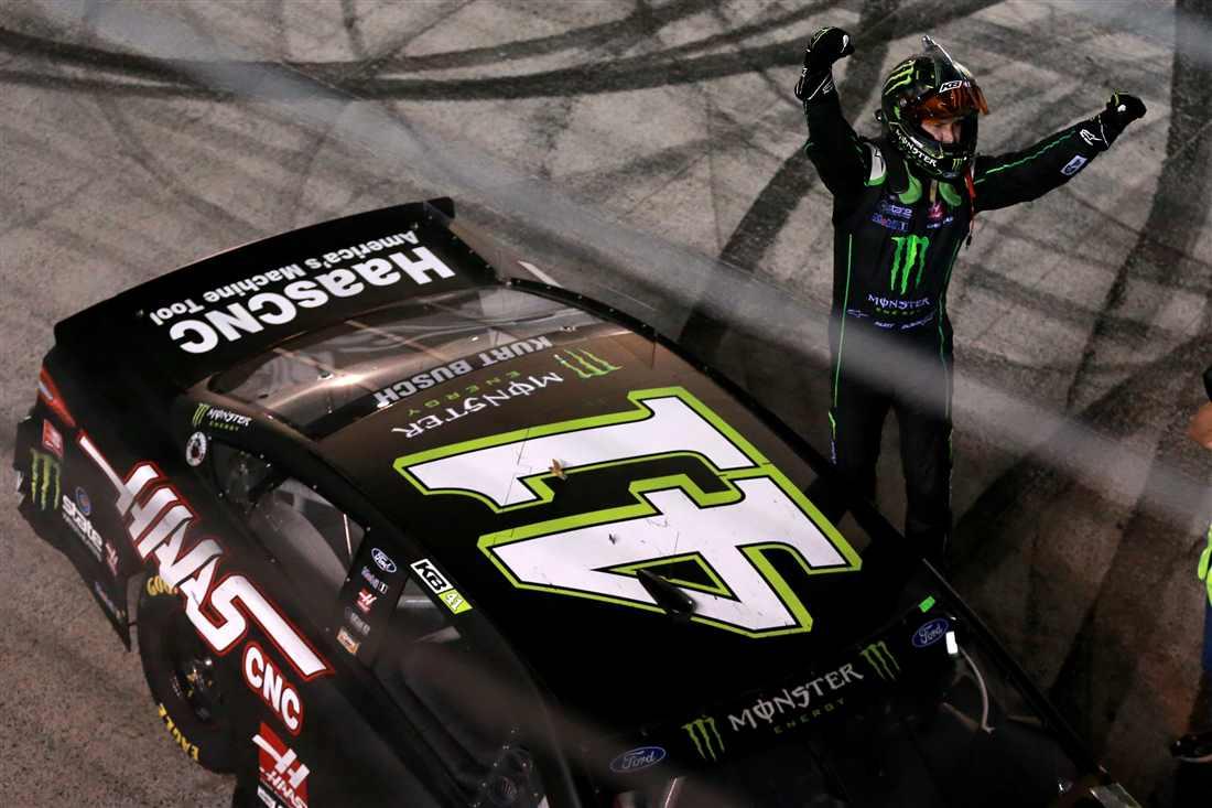 NASCAR | Kurt Busch ritorna re di Bristol