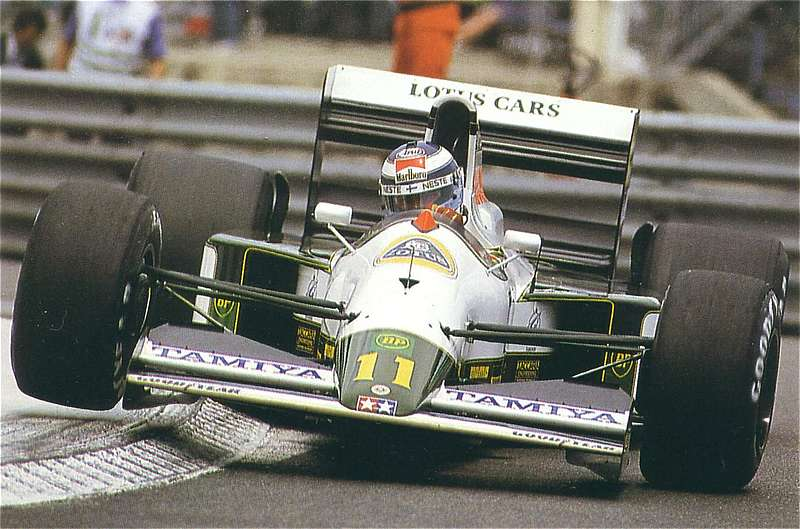 L'Ing. Scalabroni racconta la Lotus 102B e la vettura a