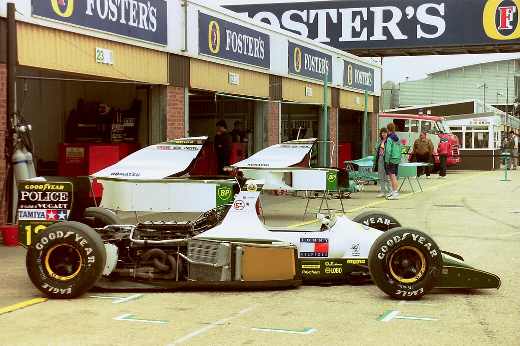 "L'Ing. Scalabroni racconta la Lotus 102B e la vettura a ""rombo"" 2"