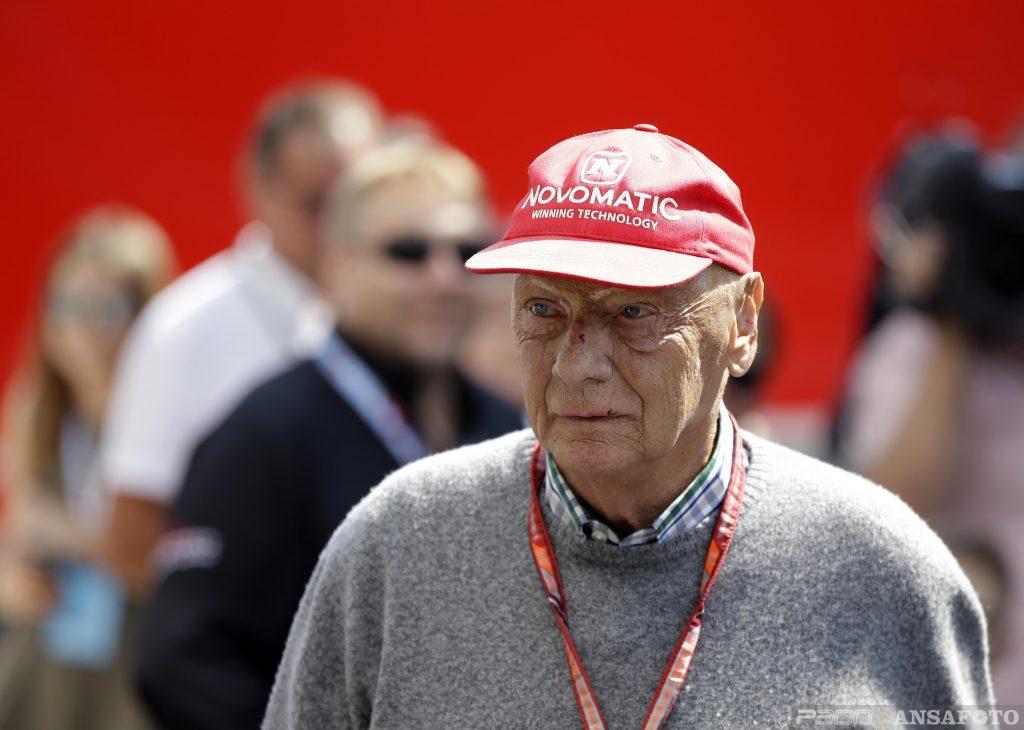 F1 | Niki Lauda in condizioni critiche dopo un trapianto di polmone