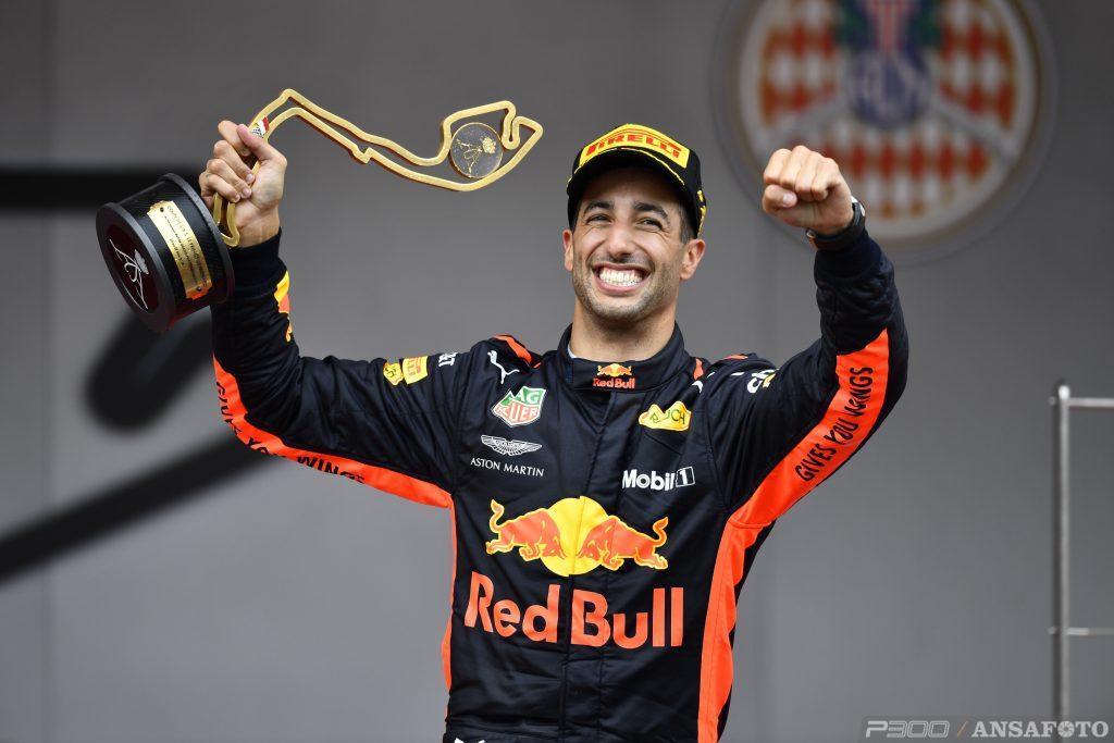 F1 | Daniel Ricciardo e Red Bull si separeranno a fine 2018
