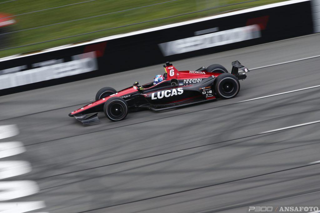 Indycar | Comunicato su Wickens. Il pilota sarà operato a brevissimo