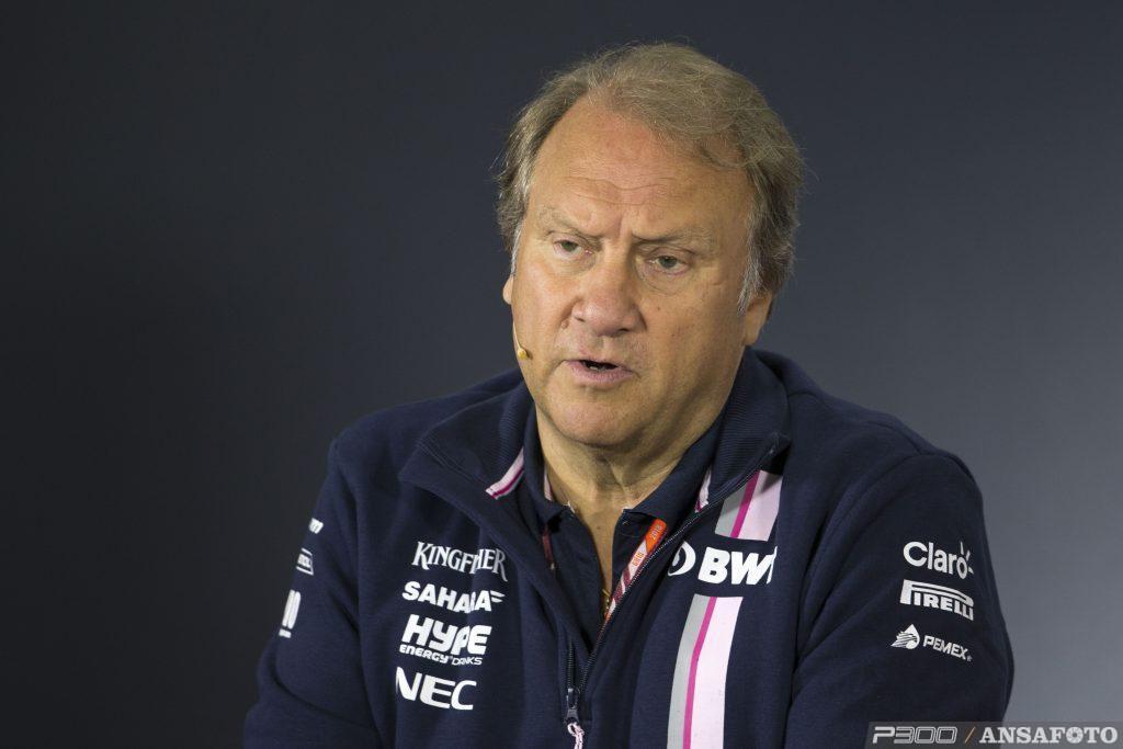 F1 | Robert Fernley non è più il team principal della Force India