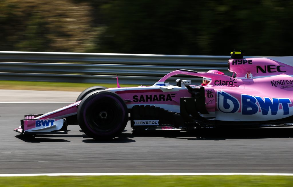 F1 | Nasce il Racing Point Force India F1 Team. Rivoluzione nel team dal GP del Belgio