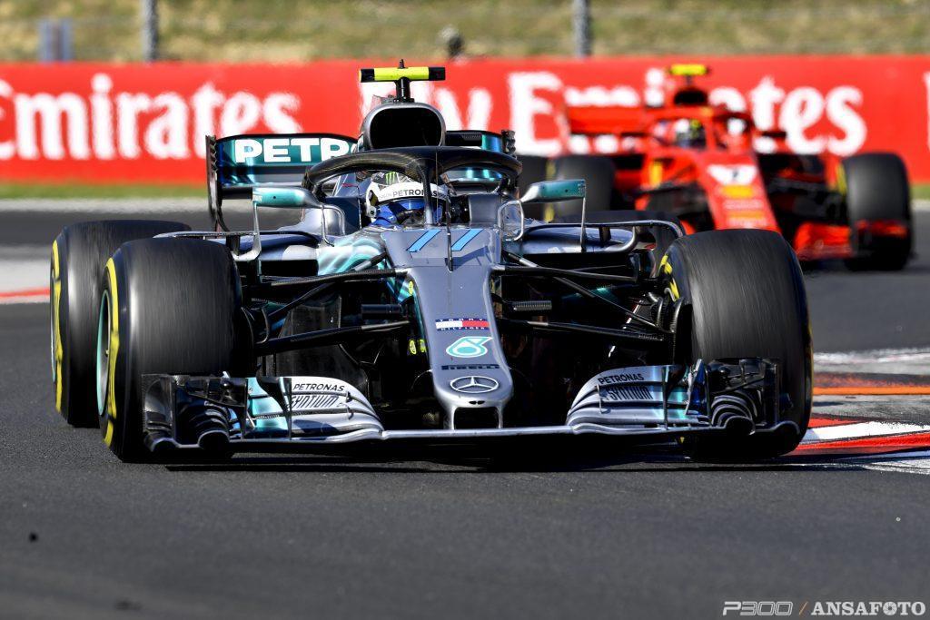 F1 | Penalità in griglia a Spa per Hulkenberg e Bottas