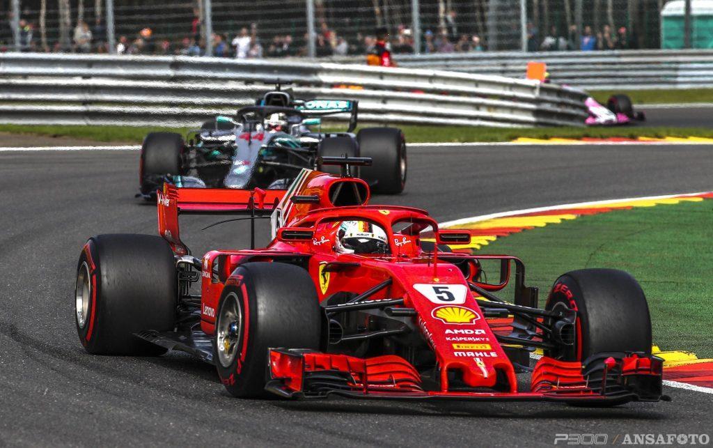 F1 | GP Belgio: Sebastian Vettel sbanca Spa! Hamilton 2°, Verstappen 3°