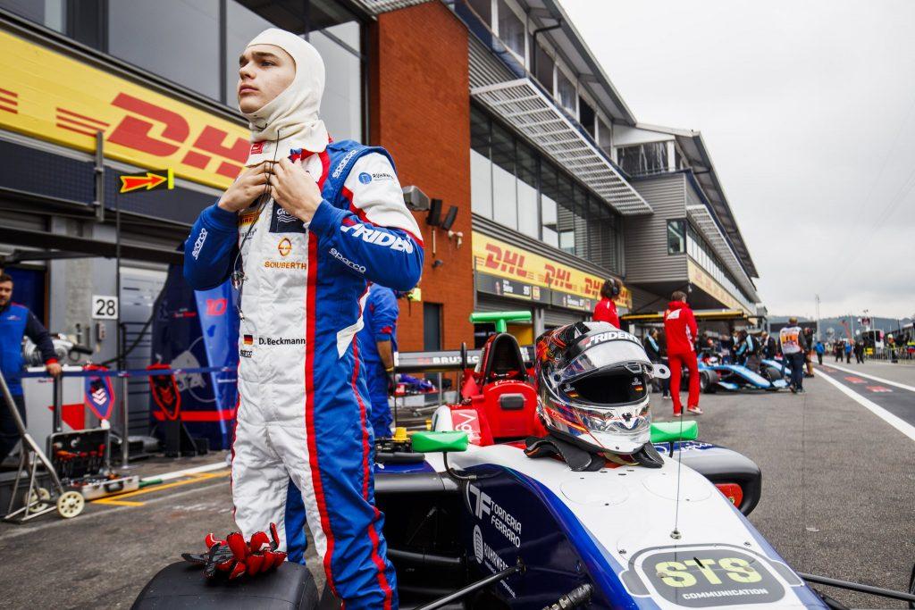 GP3 | GP Belgio, pole di David Beckmann per Gara 1