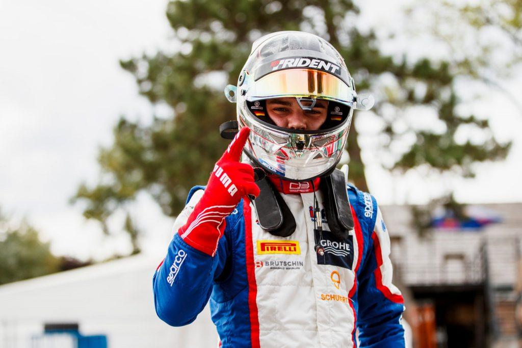 GP3 | GP Belgio, Beckmann vince Gara 1 a Spa