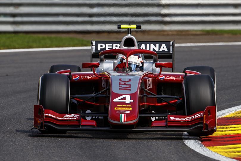 F2 | GP Belgio: Nyck de Vries segna la sua prima pole